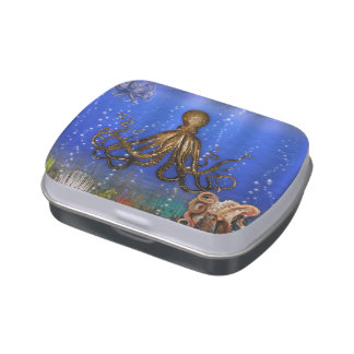Octopus' Lair - Colorful Jelly Belly Tins