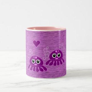 Octopus Love mug - choose style & color
