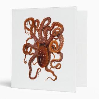 Octopus Macropus Atlantic White Spotted Octopus Binder