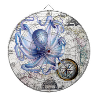 Octopus Map Nautica Dart Boards
