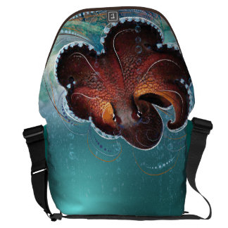 OCTOPUS - Messenger Bag