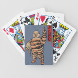 Octopus Michelin American playing card Bicycle Playing Cards