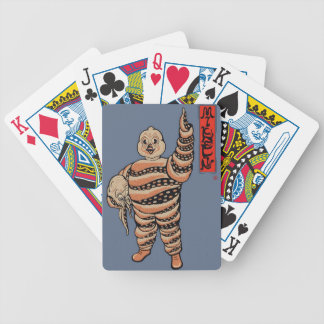 Octopus Michelin American playing card Bicycle Card Deck