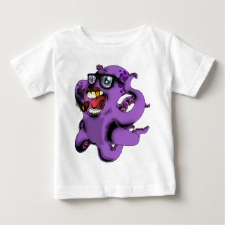 octopus_mob_accountant baby T-Shirt