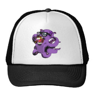 octopus_mob_accountant trucker hat