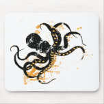 Octopus Mouse Pads