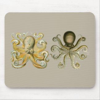 Octopus Mouse Pad