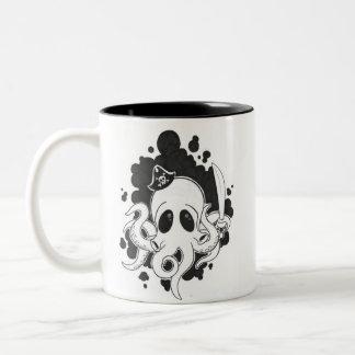Octopus mug taza de café