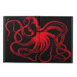 Octopus Nautical Steampunk Vintage Kraken Monster Case For iPad Air