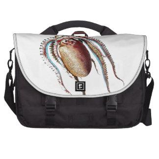 Octopus No.7 Sea Creature Art Laptop Computer Bag