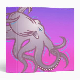 octopus notebook 3 ring binder
