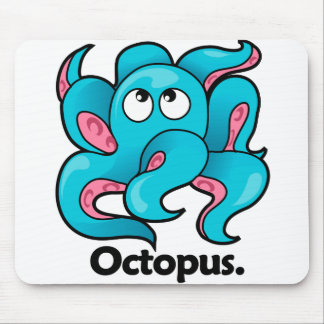 Octopus Octopus. Mouse Pad