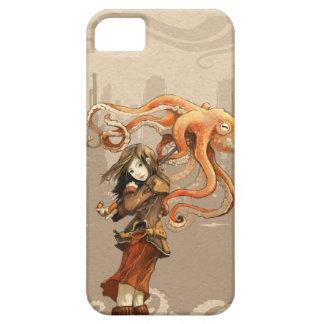 Octopus Parasol iPhone 5 case