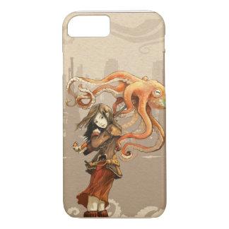 Octopus Parasol iPhone 7 case
