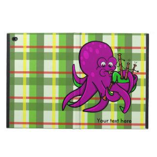 Octopus Piper Musical Instrument Illustration Powis iPad Air 2 Case