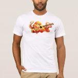 Octopus Playing Guitar Shirt