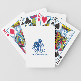 Octopus Poker playing cards