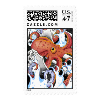 Octopus Postage