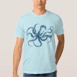 octopus print T-Shirt