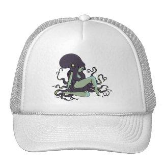 Octopus Queen Trucker Hat