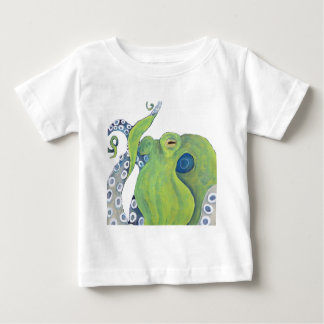 Octopus Removed Background Baby T-Shirt