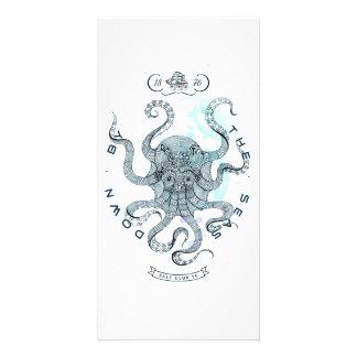 Octopus - Salt Club 76 - Down by the Sea Card