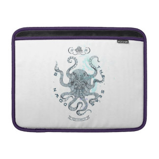 Octopus - Salt Club 76 - Down by the Sea MacBook Air Sleeve