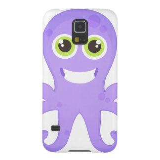 octopus-SeaAnimals Galaxy S5 Covers