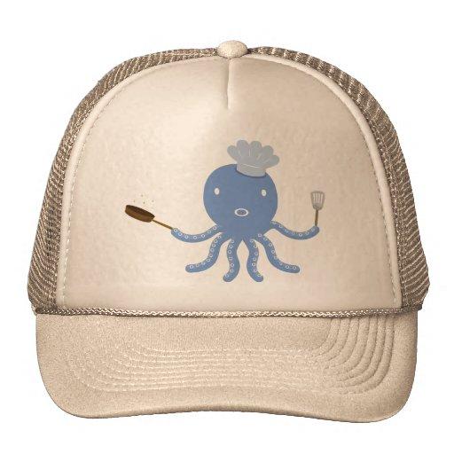 Octopus shef cap