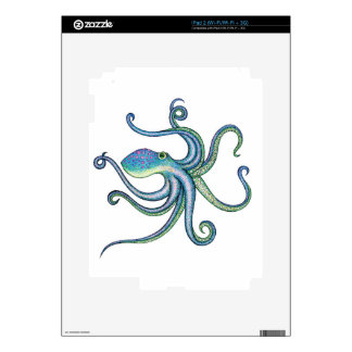 Octopus Skins For The iPad 2
