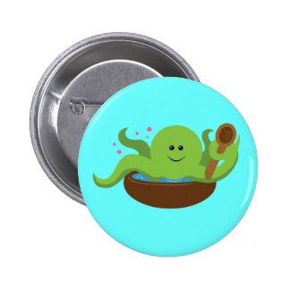 Octopus Soup Buttons