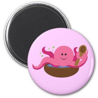 Octopus Soup Magnet