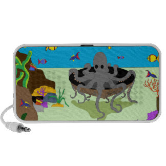 Octopus Speaker