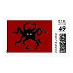 Octopus Stamp