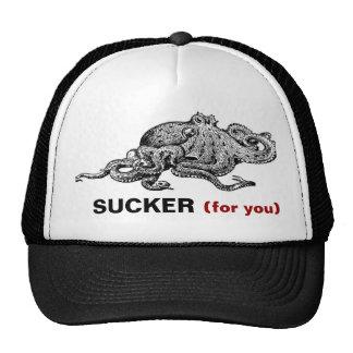 Octopus SUCKER (for you) Trucker Hat