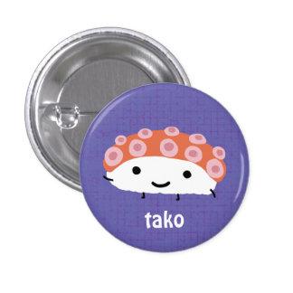 Octopus Sushi (tako) Button