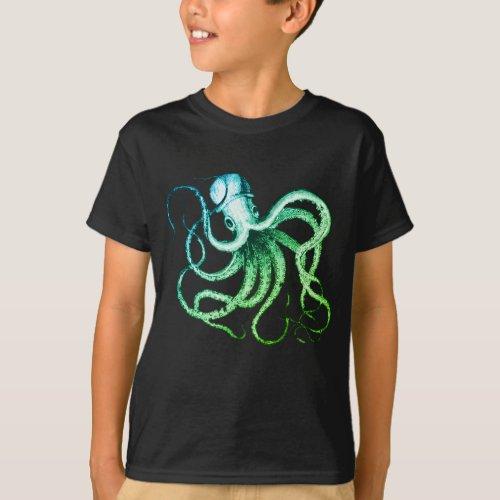Octopus T_Shirt