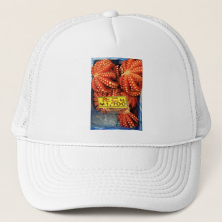 Octopus | Tako たこ Tsukiji Fish Market Trucker Hat