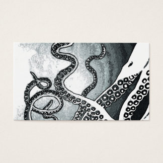 Octopus Tentacles Business Card