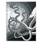 Octopus Tentacles Notebooks