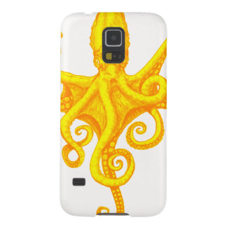 OCTOPUS THE RISE GALAXY S5 CASE