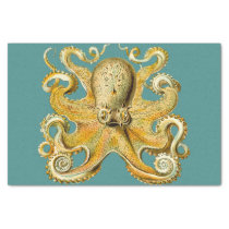 octopus tissue paper