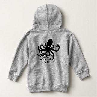 Octopus Toddler hoodie
