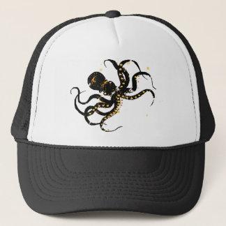 Octopus Trucker Hat