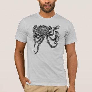 Octopus - Tshirt men/womens