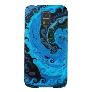 Octopus Under The Sea Abstract Galaxy Nexus Case