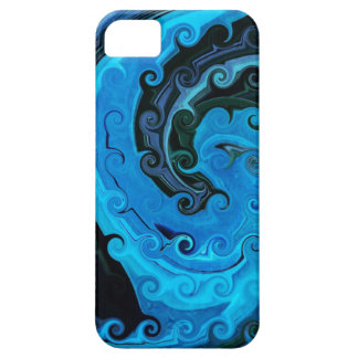 Octopus Under The Sea Abstract iPhone 5 Case