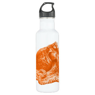 octopus water bottle