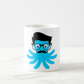 Octopuses Beatnik Coffee Mug