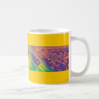 Octopuses' garden coffee mug
